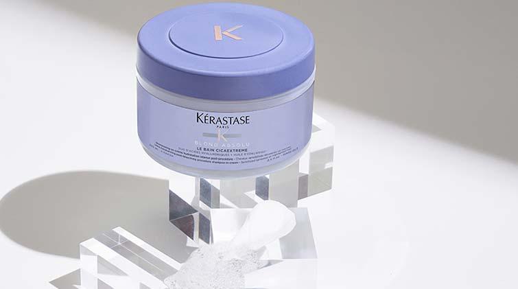 Kerastase Blond Absolu Le Bain Cicaextreme Shampoo for Bleached Hair
