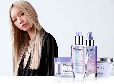 Kerastase Blond Absolu Cicaextreme Hair Care for Extreme Blonde Hair