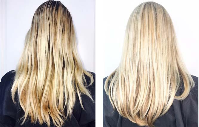 Kerastase Resistance Extentioniste Hair Transformation
