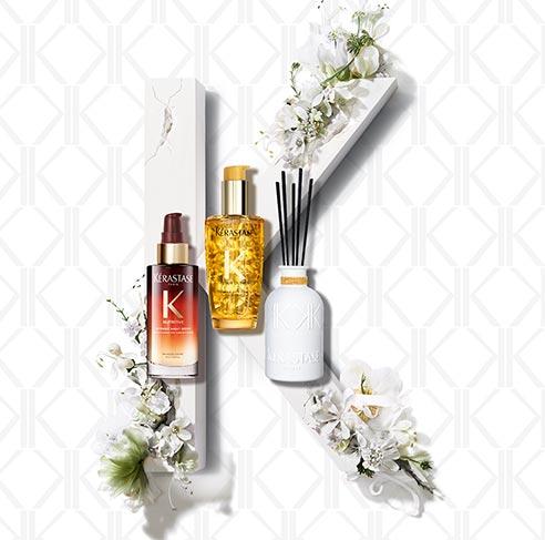 Elixir Ultime-Scented Home Fragrance Diffuser