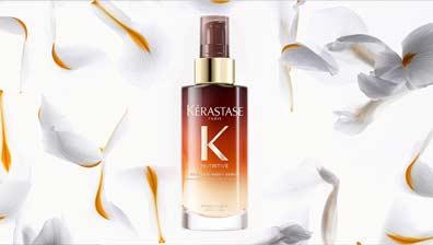Kerastase Nutritive 8H Magic Night Serum's Evolving Fragrance