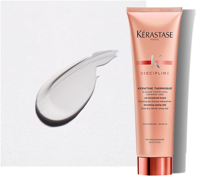 Luxury Hair Care - Priming Heat Protectants